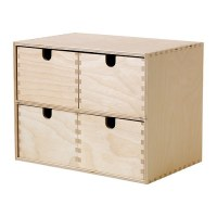 moppe mini drawers